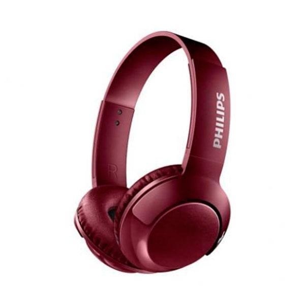 Навушники накладні з мікрофоном безпровідні Philips SHB3075RD 00 Red  (SHB3075RD 00) 84ddafb62e526