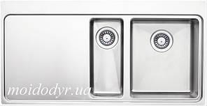 Мойка кухонная из нержавеющей стали Longran Techno TEP1000.510 15