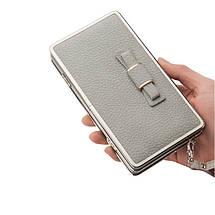 Женские кошельки для телефона. Стильный женский кошелек чехол для телефона., фото 3