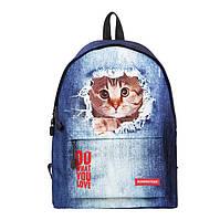 Городские рюкзаки женские Running Tiger. Молодежные