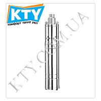 Скважинный насос шнековый Dongyin 3QGD0,8-50-0,37 (0.37кВт,   нержавеющая сталь)