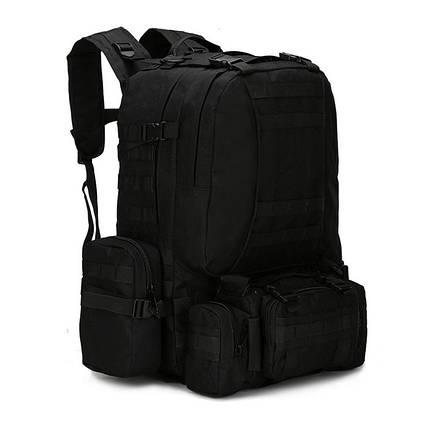 Рюкзак походный туристический камуфляжный 50 литров. Два цвета., фото 2