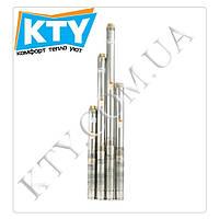 Скважинный насос Sprut 100QJD 228-1.5 (нержавеющая сталь, пульт управления)