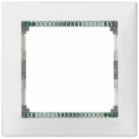 Рамка 1 пост Legrand Valena 774461 белый / кристалл