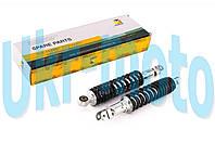 Амортизаторы (пара)   Zongshen 125/150   330mm, регулируемые, усиленые   (хром, двойная пружина)   HORZA