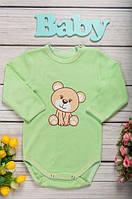 Детский боди - удобная и практичная одежда для малыша