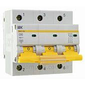ВА 47-100 IEK Автоматические выключатели до 100А