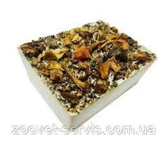 Минеральный камень с фруктами и витаминами для грызунов DAJANA COUNTRY MIX Mineral Block Fruit, фото 2