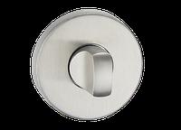 Накладка дверная под WC с индикатором (красн./зелен.)Арт. Т11і Цвет отделки: SS - нержавеющая сталь