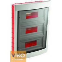 Бокс  VIKO 36 автомата Внутренний (скрытый)