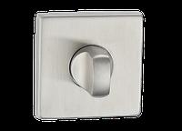 Накладка дверная под WC Артикул Т12 Цвет отделки: SS - нержавеющая сталь