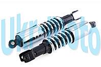 Амортизаторы (пара)   МТ, ДНЕПР   350mm, регулируемые   (хром)   RUIKAI
