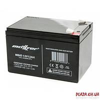 Аккумуляторная батарея для ИБП Maxxter Аккумуляторная батарея для ИБП Maxxter MBAT-12V12AH 12В 12Aч