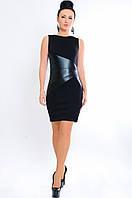 Черное платье мини -Bugatti-
