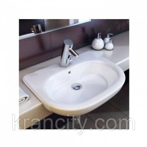 Полувстраиваемая керамическая раковина Roca MERIDIAN-N A32724S000
