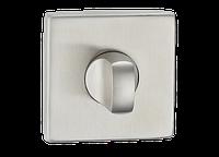 Накладка дверная под WC с индикатором (красн./зелен.)Арт. Т12і Цвет отделки: SS - нержавеющая сталь