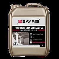 Гидрофобная добавка для бетонов та розтворов 1л. Байрис