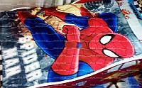 Плед флисовый Человек паук 150х100