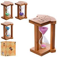 Деревянная игрушка Песочные Часы MD1111