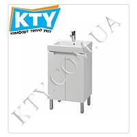 Комплект Kolo Modo L39001000 (шкаф, умывальник, белый)