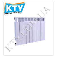 Радиатор алюминиевый Mirado 96/500 (10 секций)