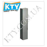 Шкаф Kolo Traffic 88420-000 (боковой, высокий 36х180х29,5 см, платиновый глянец)