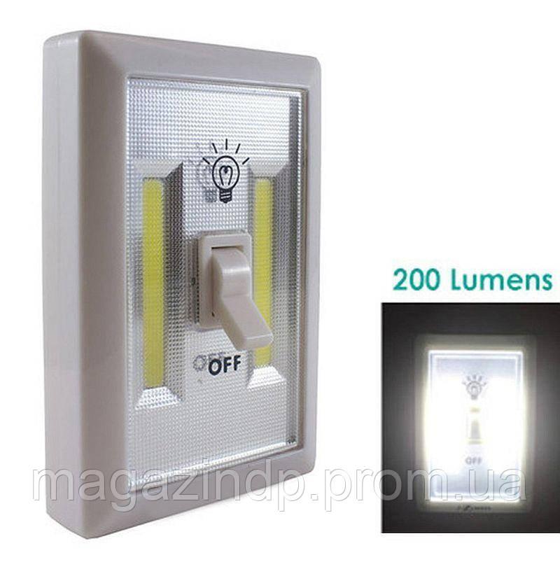 Светильник выключатель со светодиодами Jy-1158 Код:575288728