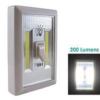 Светильник выключатель со светодиодами Jy-1158 Код:575288728, фото 1