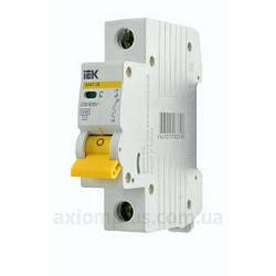 ВА47-29М 1Р  6А 4,5кА х-ка C, IEK автоматический выключатель
