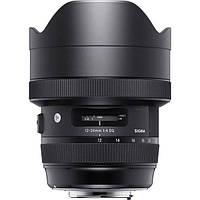 Об'єктив Sigma AF 12-24mm f/4 DG HSM Art Nikon (205954)