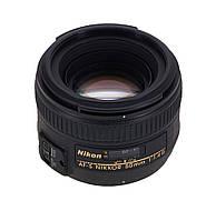 Объектив Nikon 50mm f / 1.4G AF-S Nikkor (JAA014DA)