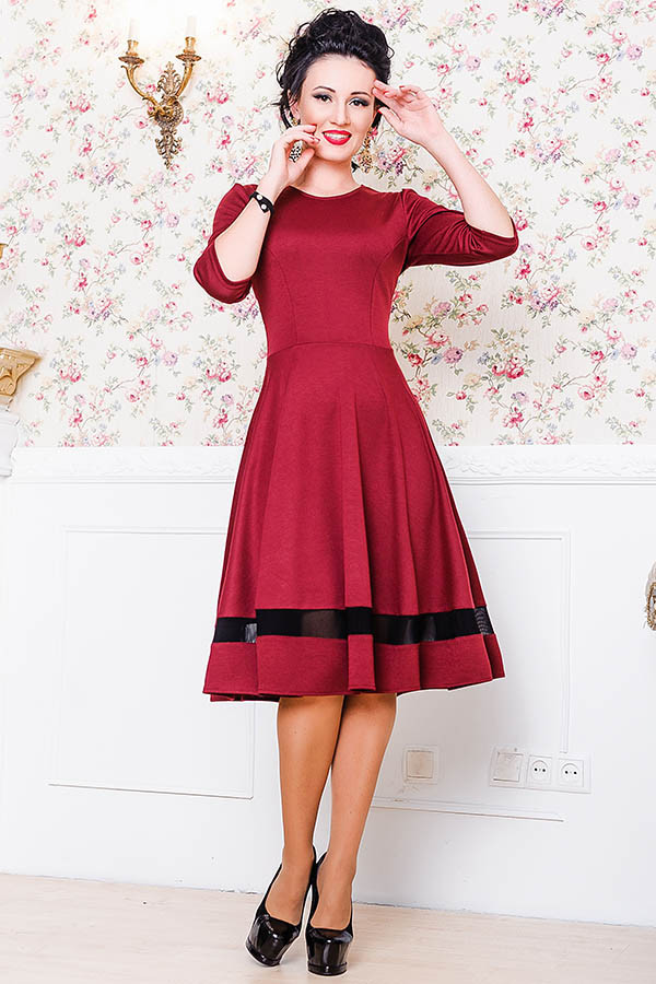 Женское платье  -Миу-Миу-