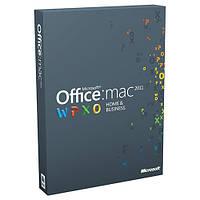 Офисный пакет Microsoft Office 2011 Mac для дома и бизнеса (W6F-00211) RUS (W6F-00211)