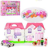 Кукольный домик My happy family 8031