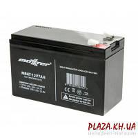 Аккумуляторная батарея для ИБП Maxxter Аккумуляторная батарея для ИБП Maxxter MBAT-12V7AH 12В 7Aч