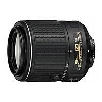 Объектив Nikon AF-S DX VR II Zoom-Nikkor 55-200mm f / 4-5.6G IF-ED Black (JAA823DA)