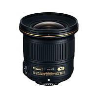 Объектив Nikon AF-S NIKKOR 20mm f / 1.8G ED Black (JAA138DA)