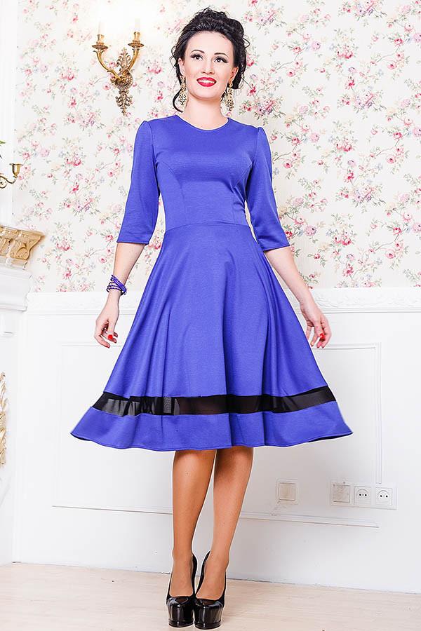 Женское платье  -Миу-Миу- электрик