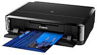Принтер (струйный) Canon PIXMA iP7240 Wi-Fi Black (6219B007)