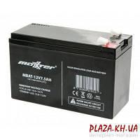 Аккумуляторная батарея для ИБП Maxxter Аккумуляторная батарея для ИБП Maxxter MBAT-12V7.5AH 12В 7.5Aч