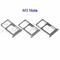 Сим держатель Meizu M3 Note Gold (Original)