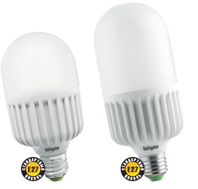Лампа светодиодная NLL T75 25W 4000K 2000 Lm 230В Е27 NAVIGATOR
