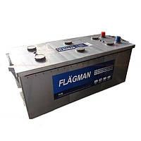 Аккумулятор FLAGMAN 6СТ-225, пусковой ток 1500En, габариты 518х274х237, гарантия 18мес., стандарт класс
