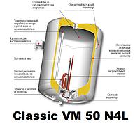 Электрический водонагреватель Delfa\Round VM 100 N4L (Atlantic Group)