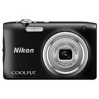 Фотоаппарат Nikon Coolpix A100 Black (VNA971E1)