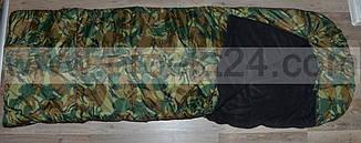 """Спальник """"Армійський"""" (спальний мішок ЗИМОВИЙ) екстрім -17"""