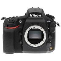 Фотоаппарат Nikon D810 Body Black (VBA410AE)