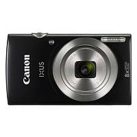 Фотоаппарат Canon IXUS 185 Black (1803C008)