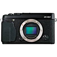 Фотоаппарат системный Fujifilm FinePix X-E2 Body Black (16404909)