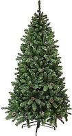 Искусственная ель Triumph Tree Empress с шишками 2,15 м  зеленая (88017)